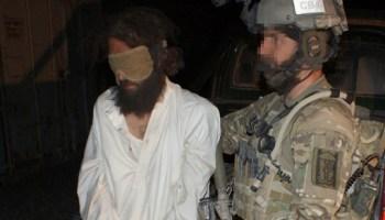 JW Komandosów in Afghanistan