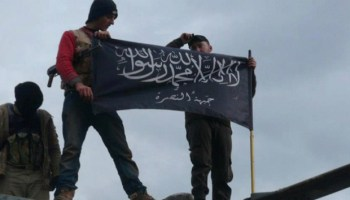 Further Splintering and Radicalization in Syria