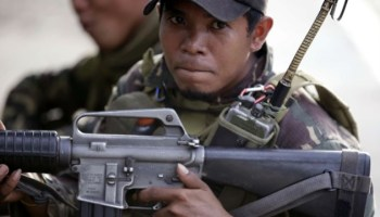 Clashes, Hostage Taking in Southern Philippines