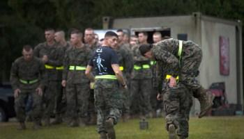 Three Female Marines Graduate The School Of Infantry-East