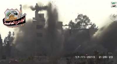 Major Rebel and Government Figures Killed in Attacks in Syria