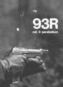 """Guns In Movies: Beretta 93R """"Auto 9"""" - TheArmsGuide.com"""