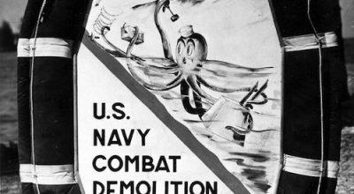 US Navy SEALs: Naval Combat Demolition Unit