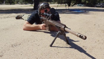 A Navy SEAL Sniper's Perspective on Firearms Ownership & The NRA in America