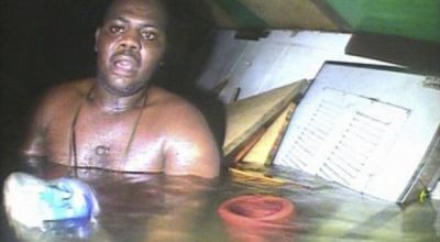 Nigerian Boat Capsizes, Cook Survives 3 Days in Air Pocket