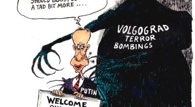 WARNO: Securing the Sochi 2014 Winter Games