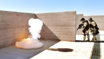 War Stories: Hands On Training With a Flash Bang and GOV
