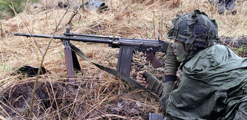 Fn Fal The World S Most Successful Battle Rifle Sofrep