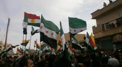 Kurds in Syria Declare Autonomy