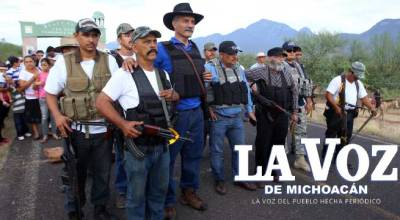 Autodefensas Reach Agreement With Mexican Government
