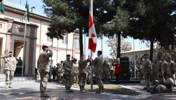 The End of The Canadian Mission in Afghanistan