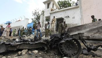 Somali Suicide Bomber Accidentally Kills Self Prematurely While Parking VBIED