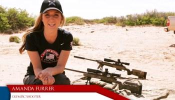 Sniper Video: Amanda Furrer and Nick Irving at 1,100 Yards
