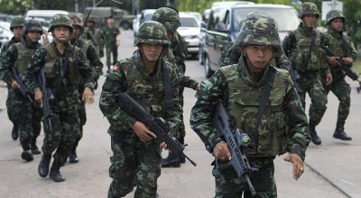 General Prayuth's Military Coup in Thailand