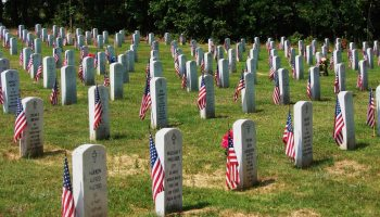 Memorial Day Is Not A Celebration