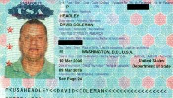 American Terrorist Operative David Headley & The Bloody Siege of Mumbai
