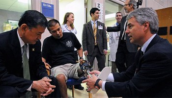 Veteran Amputees Waiting 6 Months For Prosthetics From VA