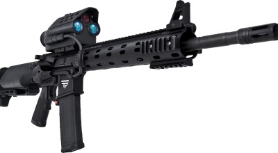AR TrackingPoint Sniper Technology