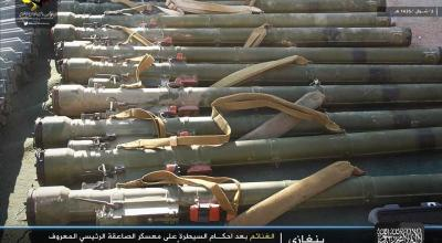 Ansar al-Sharia Overruns Special Ops Base & Seizes US Weapons in Benghazi