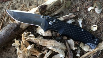 SOG Vulcan Mini Knife Review