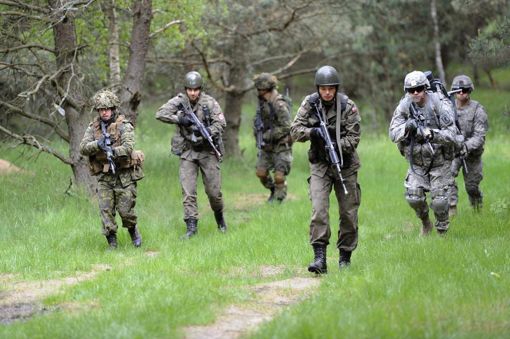 Photo : Sgt Bern LeBlanc, Affaires publiques de l'Armée canadienne AS2014-0022-001