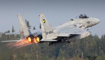 Naha Air Base: 400 Scrambles In A Year (!!?)