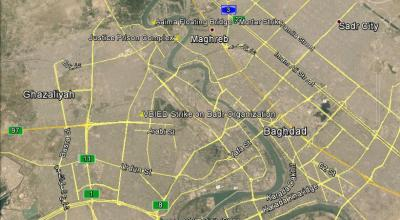 First Complex Attack by ISIS in Baghdad