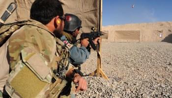 Australian SOF Gets the Green Light for Iraq