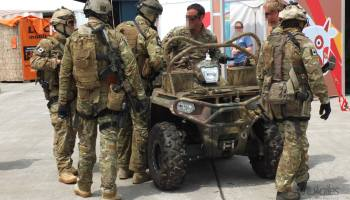 Canada Should Send More SOF Against ISIL