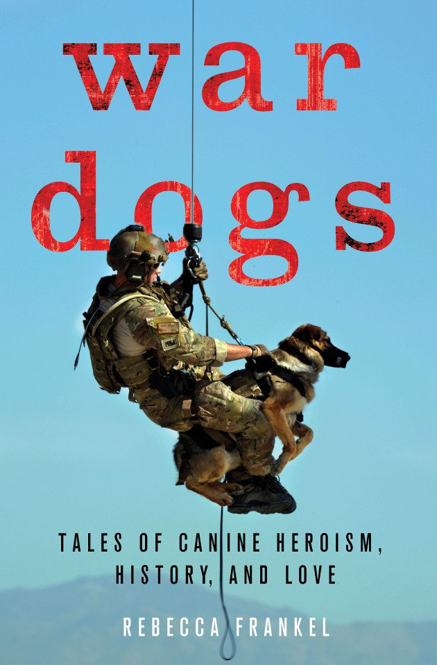 War Dogs, the book