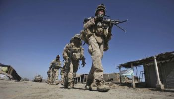 Are Boots on the Ground Enough to Defeat Daash?
