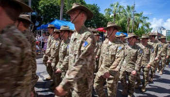 Wearing Your Uniform In Public: Act of Defiance or Tactical Faux Pas?
