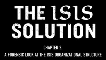 Chapter 2 - A Forensic Look at the ISIS Organizational Structure