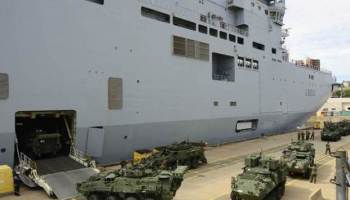 Canada Should Buy France's Mistral-Class Ships
