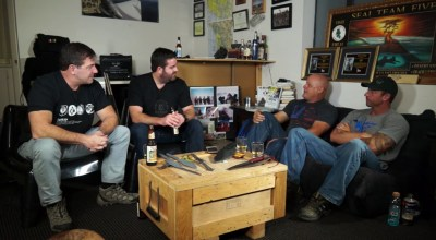 Episode 6: Navy SEAL Tales of Warm Wetsuits