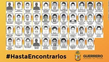 Mexico's Missing 43 Normalistas