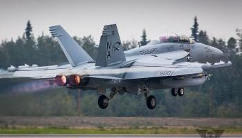 Burner Friday: Boeing EA-18G Growler