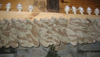 Send Christmas Joy to a Deployed Warfighter