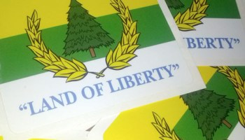 Free Pineland!  Exercise Robin Sage and Pineland Flag patches