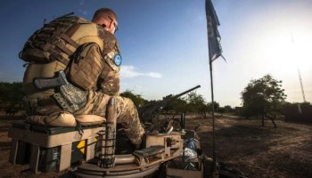 They're Still At War: Mali