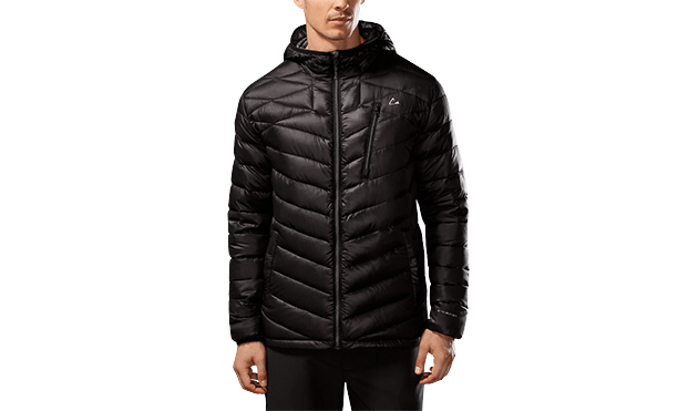 Paradox Girls Packable Duck Down Jacket with Hood 650 Fill Power