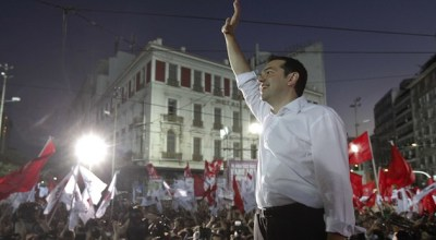 Greek Election Results In: Pro-Russia, Euro-socialist Party Assumes Control