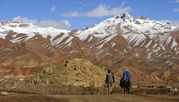 The Void: Russia and China Set Sights On Afghanistan