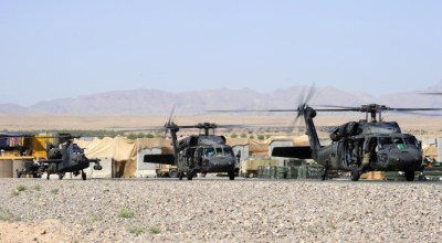How Helicopters Support Australian Special Operations in Afghanistan (Part 2)