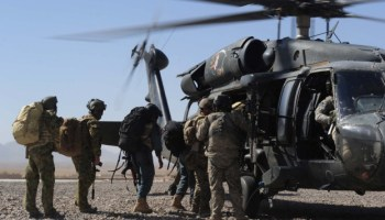 How Helicopters Support Australian Special Operations in Afghanistan (Part 1)