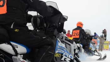 Hypothermia, Photography, & the Iron Dog