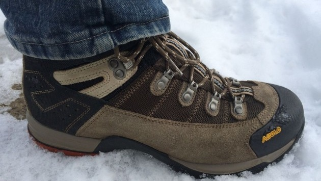 Asolo Fugitive GTX Boots: Review   SOFREP