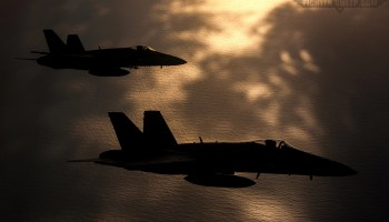 LNavy Hornet Readiness a Major Issue