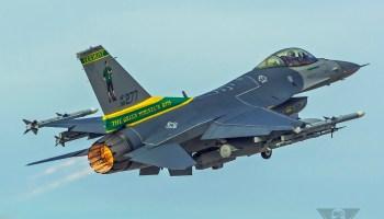Burner Friday: Block 30 F-16C+