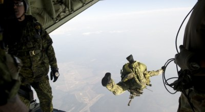 Canadian SOF: Our Contribution to the War on Terror